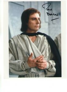 Paul Darrow (Doctor Who) #4 -  10 x 8 genuine signed autograph